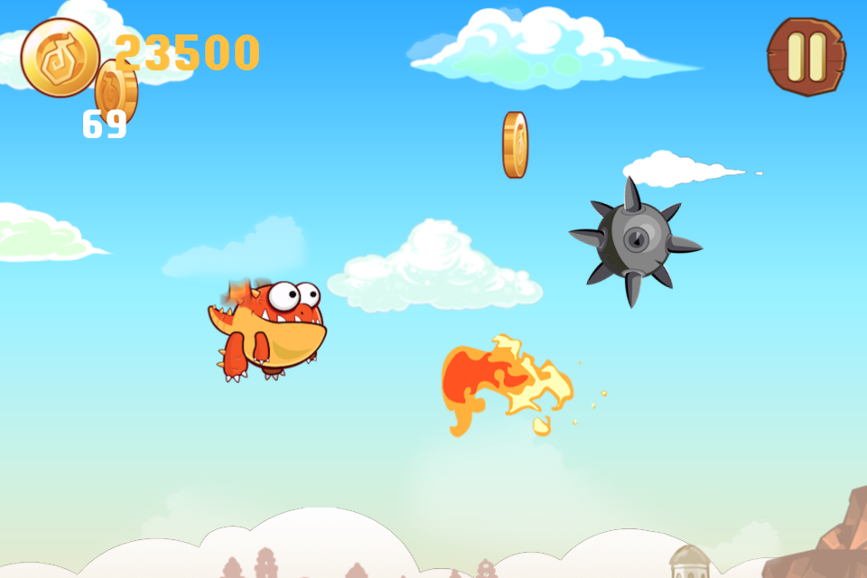 Screenshot Dragons Rush!